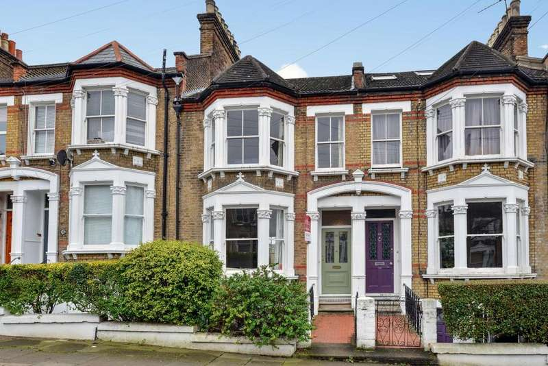 5 Bedrooms Terraced House for sale in Waller Road, New Cross, SE14