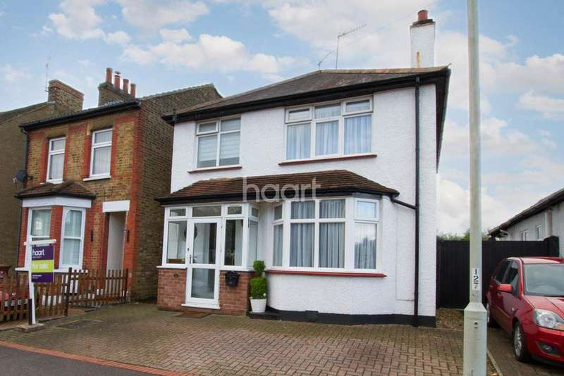 3 Bedrooms Detached House for sale in Hamilton Road, Hunton Bridge, Kings Langley
