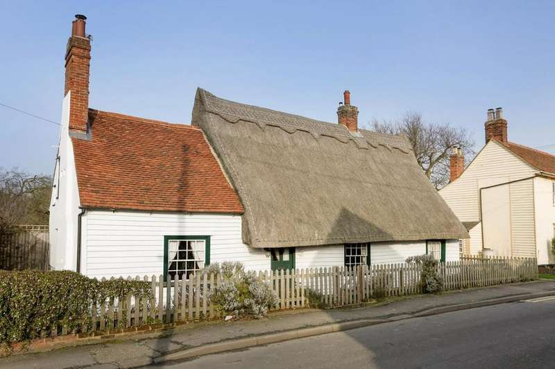 3 Bedrooms Cottage House for sale in North End, Southminster, Essex, CM0