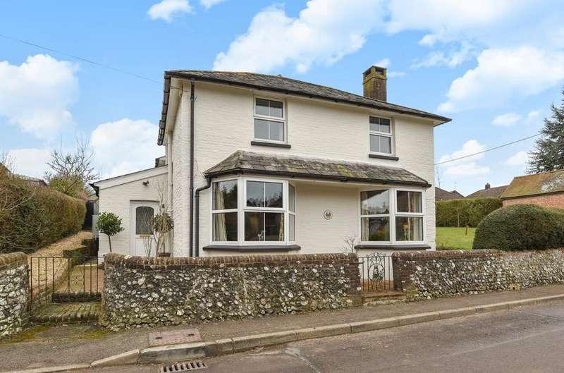 4 Bedrooms Detached House for sale in Chapel Street, East Meon, GU32