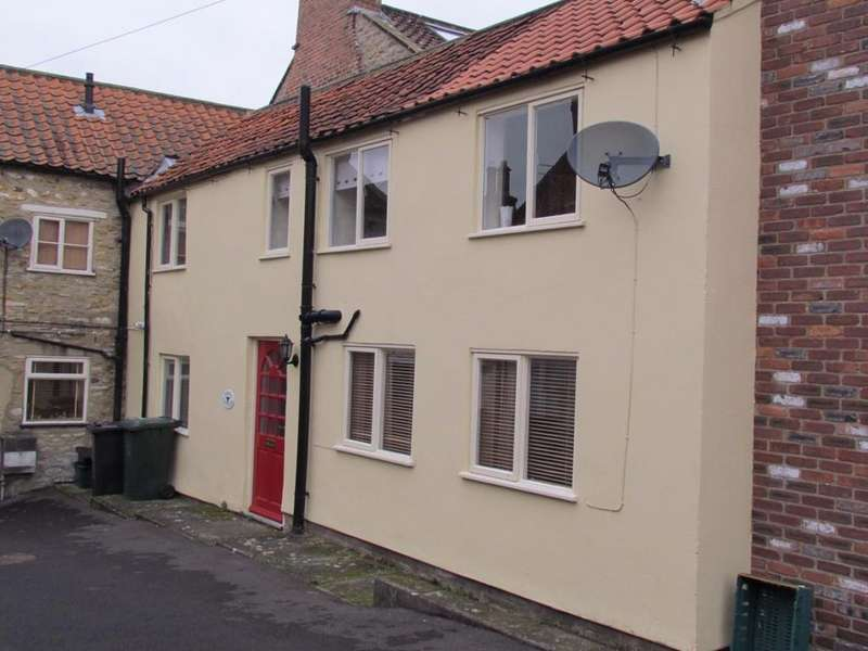 2 Bedrooms Terraced House for sale in Anvil Cottage, 1 Kirk Forge,, Piercy End,, Kirkbymoorside, York
