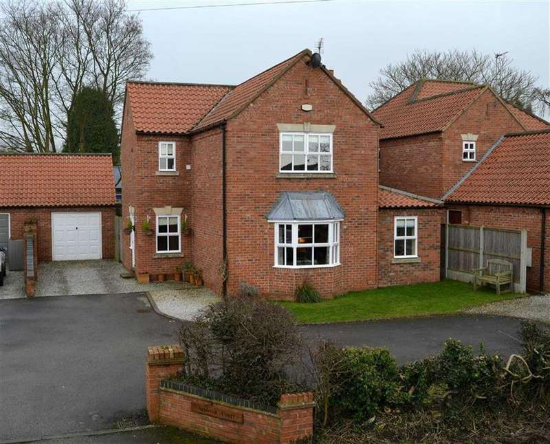 4 Bedrooms Detached House for sale in Appleton Court, North Cave, East Yorkshire