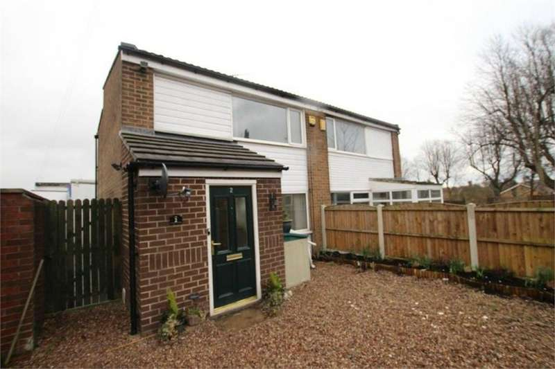 3 Bedrooms Semi Detached House for sale in Mill Street, Birstall, BATLEY, West Yorkshire