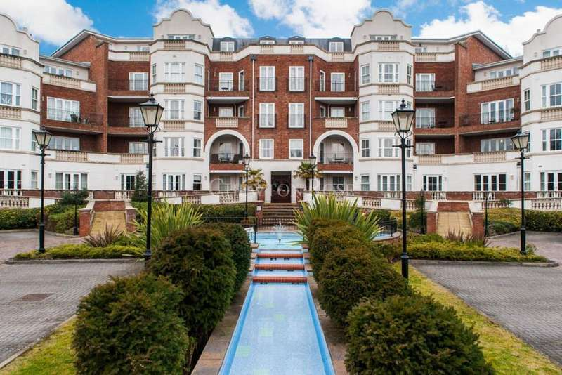 2 Bedrooms Apartment Flat for sale in Burleigh Road, Ascot