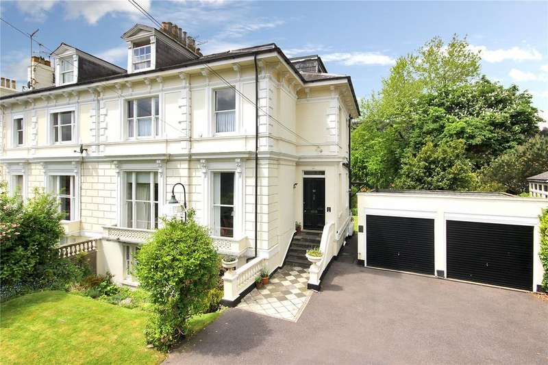 2 Bedrooms Apartment Flat for sale in Lansdowne Road, Tunbridge Wells, Kent, TN1
