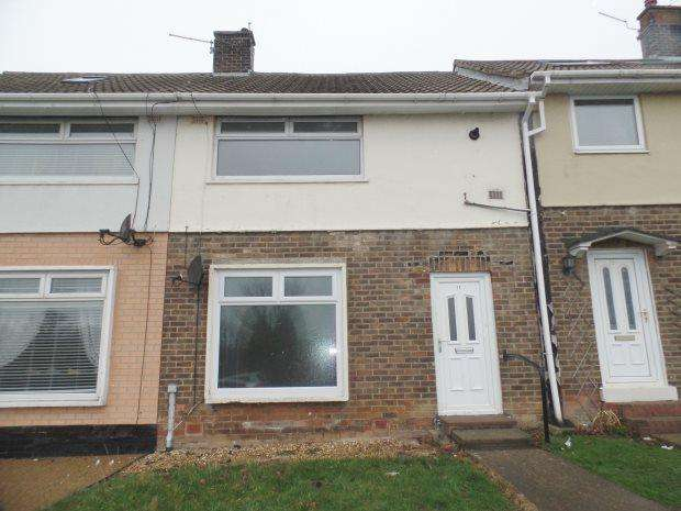 2 Bedrooms Terraced House for sale in MANOR WAY, PETERLEE, PETERLEE AREA VILLAGES