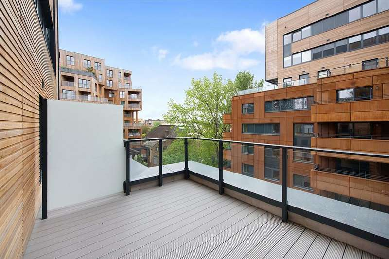 1 Bedroom Apartment Flat for sale in Wharf Road, London, N1