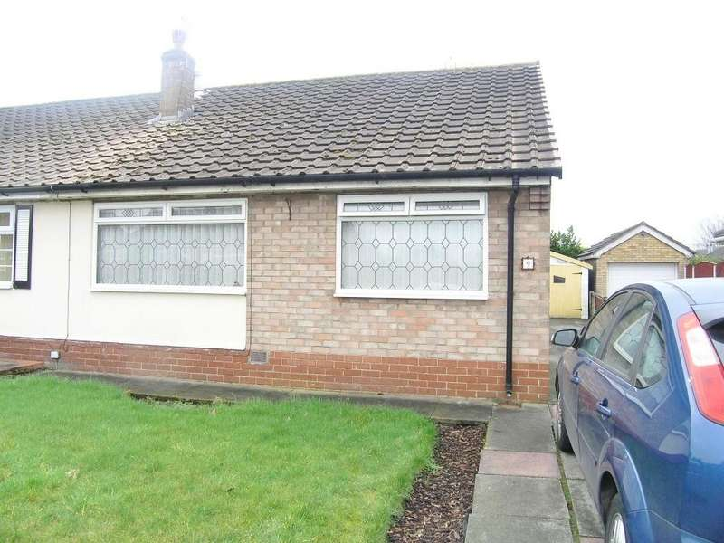 2 Bedrooms Bungalow for sale in Hall Road, Woolston, Warrington