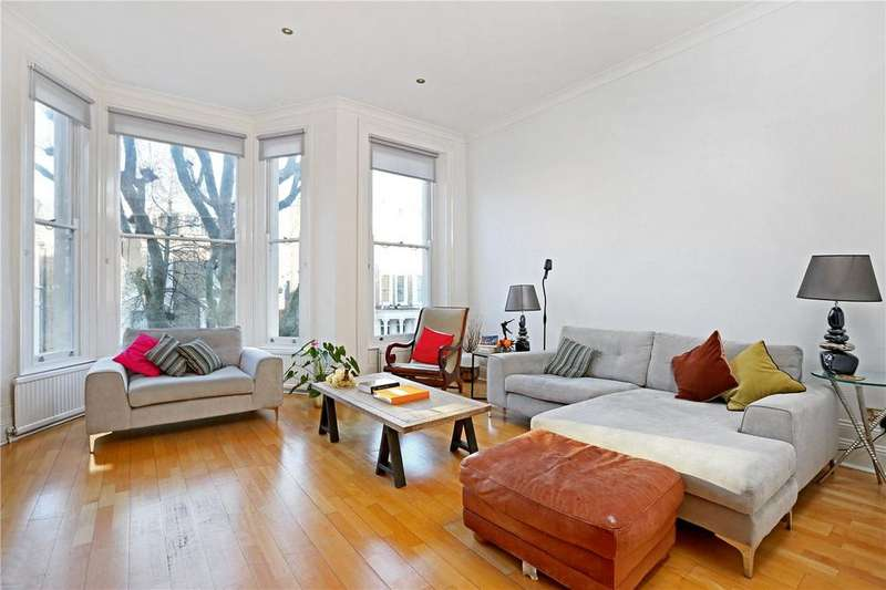 4 Bedrooms Flat for sale in Warwick Avenue, Maida Vale, London, W9