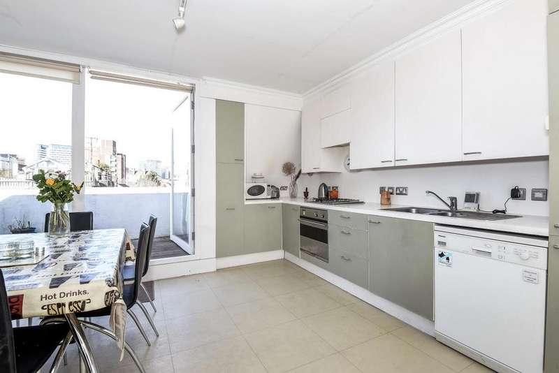 3 Bedrooms Flat for sale in Pearman Street, Waterloo, SE1