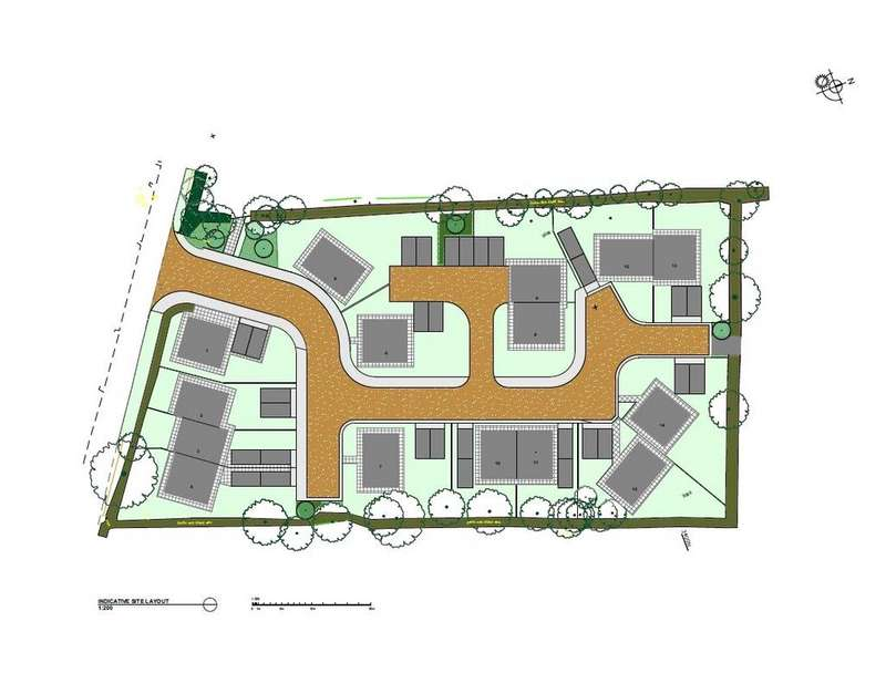 Plot Commercial for sale in Goonhavern, Truro, Cornwall
