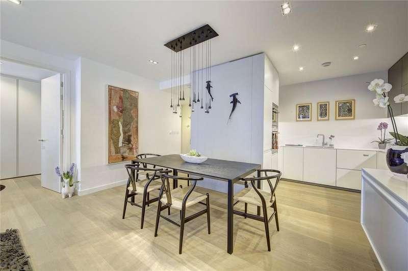 2 Bedrooms Apartment Flat for sale in Plimsoll Building, 1 Handyside Street, N1C