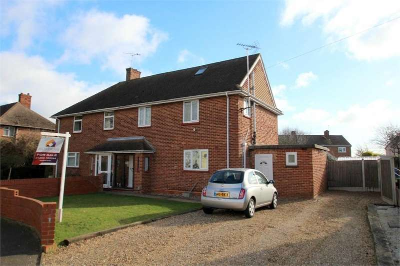5 Bedrooms Semi Detached House for sale in Rayner Road, COLCHESTER, Essex
