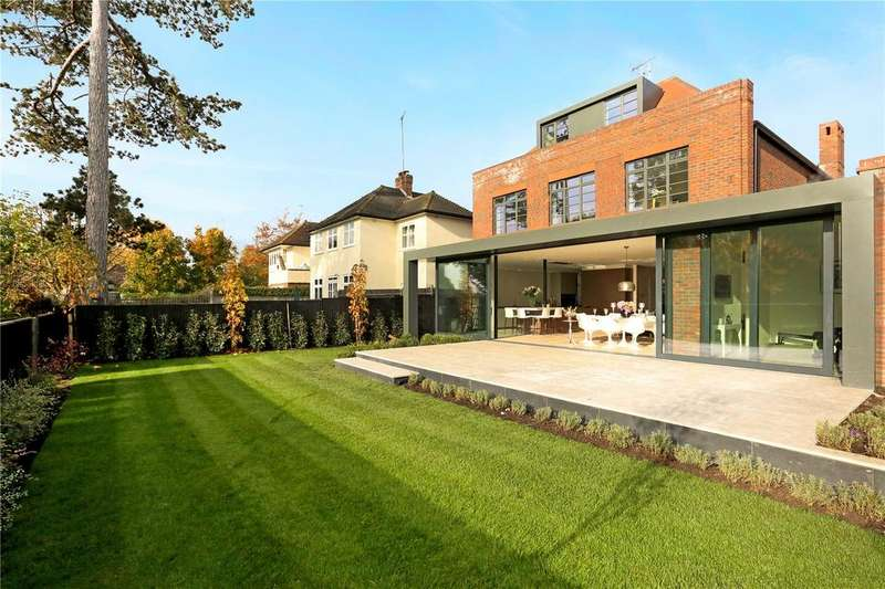 6 Bedrooms Detached House for sale in Lindisfarne Road, Wimbledon, London, SW20