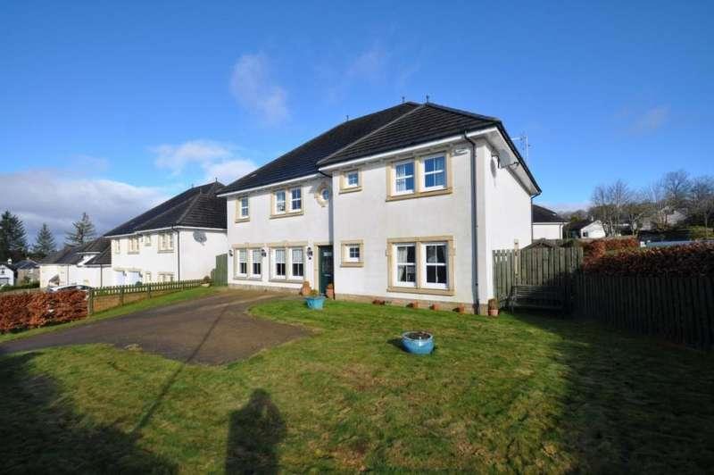 4 Bedrooms Detached House for sale in 10 Picketlaw Farm Road, Carmunnock, G76 9EJ