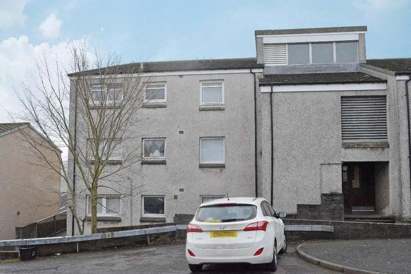 2 Bedrooms Flat for sale in Tiree Place, Falkirk, Falkirk, FK1 2PP