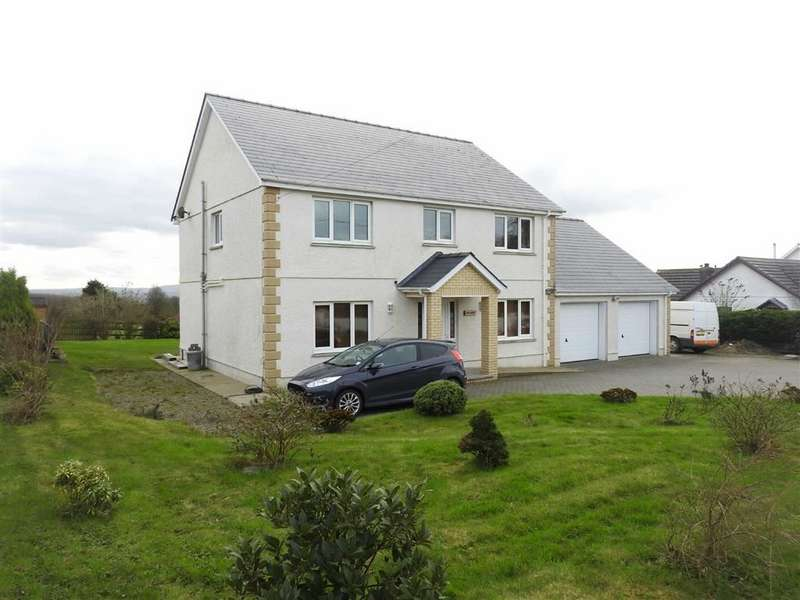 5 Bedrooms Property for sale in TANYGROES