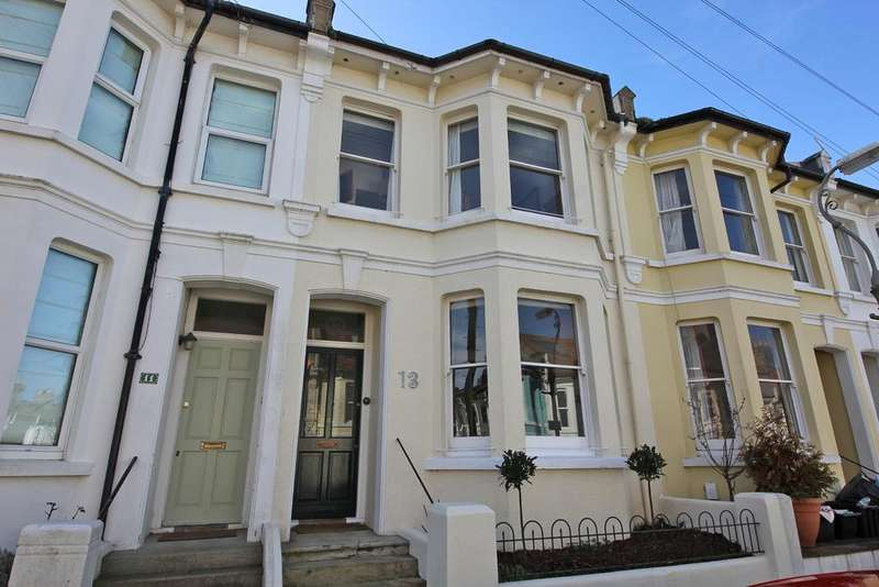 3 Bedrooms Terraced House for sale in Coventry Street, Brighton BN1