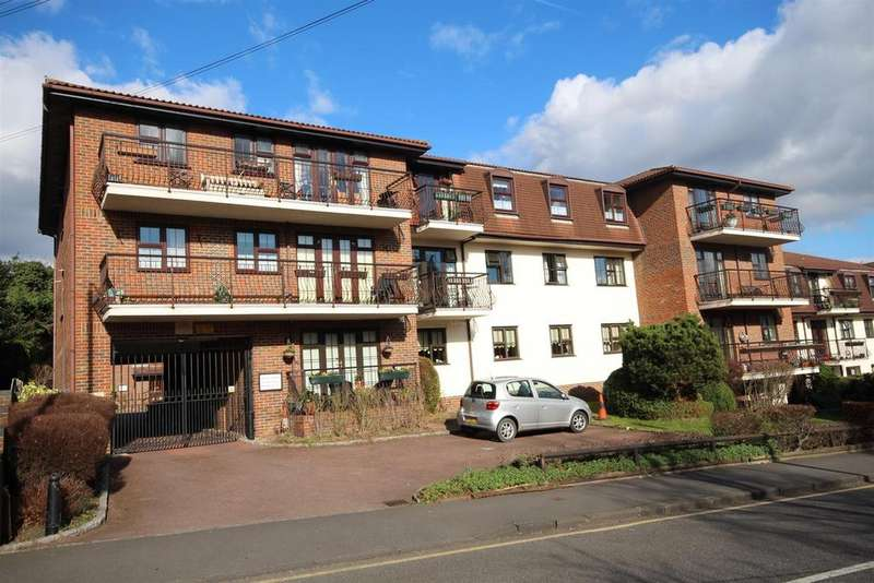 2 Bedrooms Apartment Flat for sale in Ascot Court, Parkihill Road, Bexley, DA5 1HS