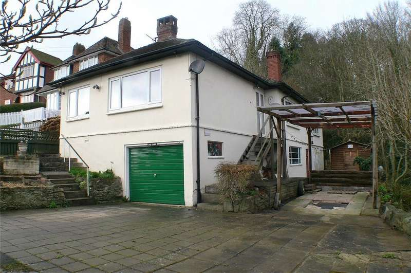 3 Bedrooms Detached Bungalow for sale in Westwood Park, Welshpool, Powys