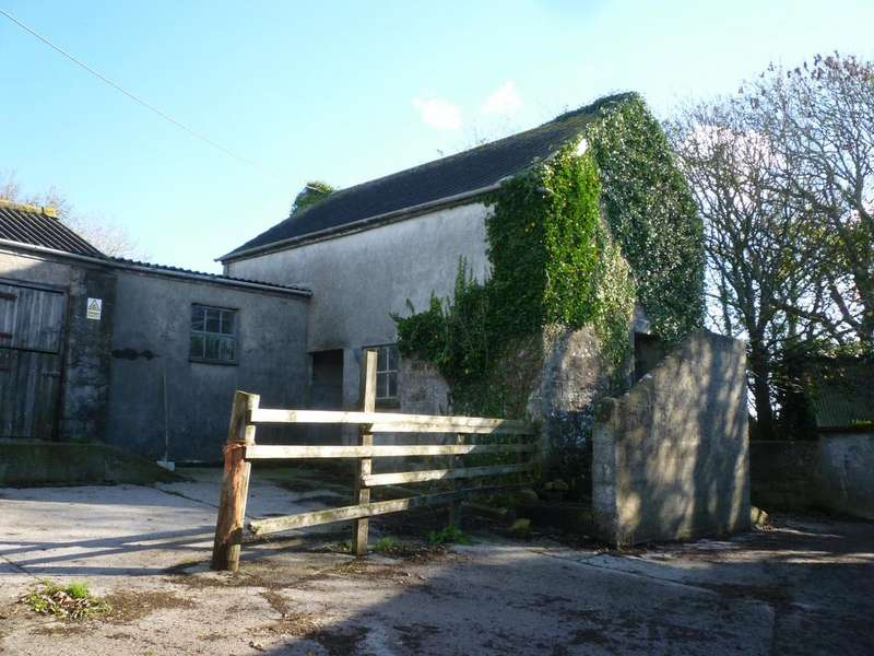 Barn Character Property for sale in Barns with potential at Trerice, St. Newlyn East, Newquay TR8