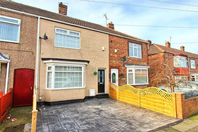 3 Bedrooms Semi Detached House for sale in Clive Road, Eston