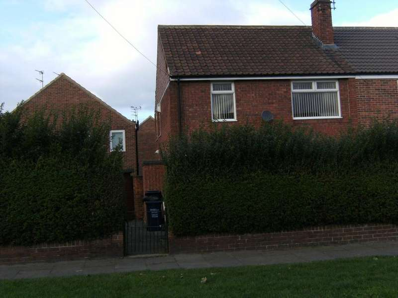 3 Bedrooms Semi Detached House for sale in Dykefield Avenue, Fawdon