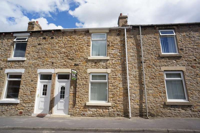 2 Bedrooms Terraced House for sale in Mary Street, Annfield Plain, Stanley
