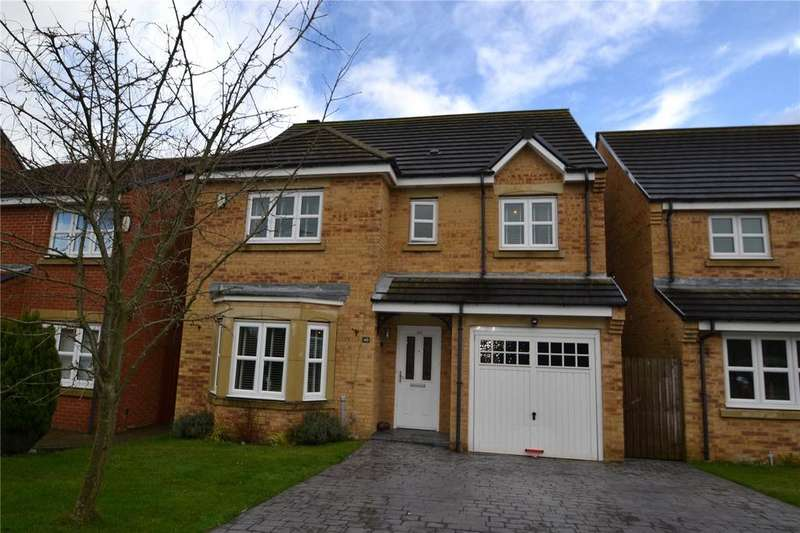 4 Bedrooms Detached House for sale in Brackenridge, Shotton Colliery, DH6