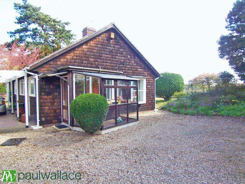 2 Bedrooms Bungalow for sale in St. Catherines Road, Broxbourne
