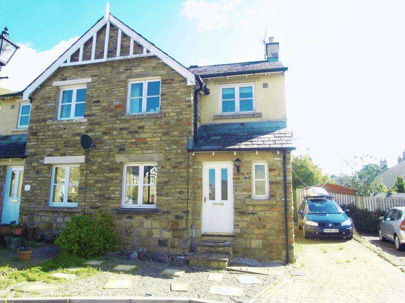 3 Bedrooms Semi Detached House for sale in 18 Sycamore Avenue, Sedbergh