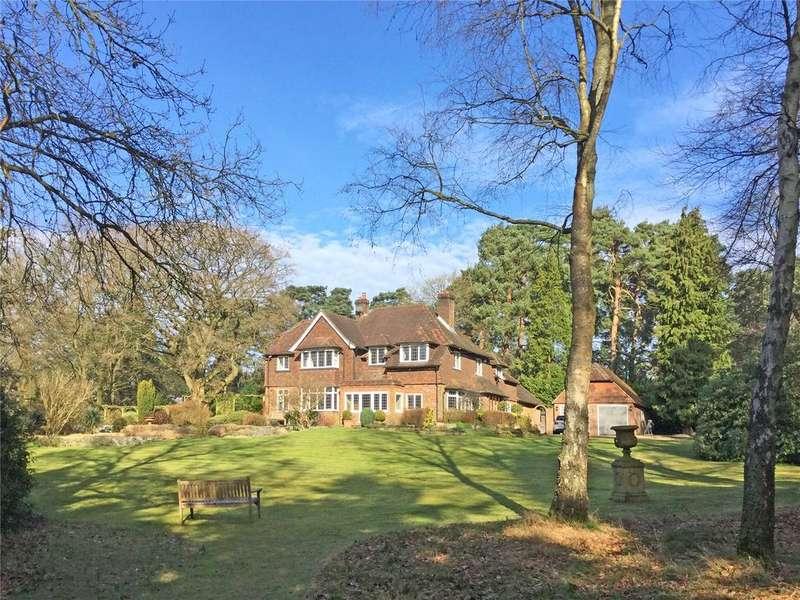 5 Bedrooms Detached House for sale in Thursley Road, Elstead, Godalming, Surrey, GU8