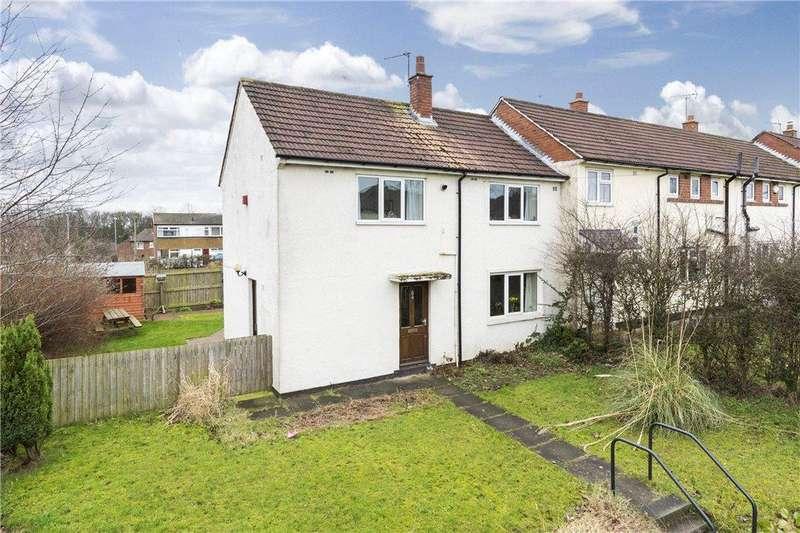 3 Bedrooms End Of Terrace House for sale in Queensway, Guiseley, Leeds, West Yorkshire