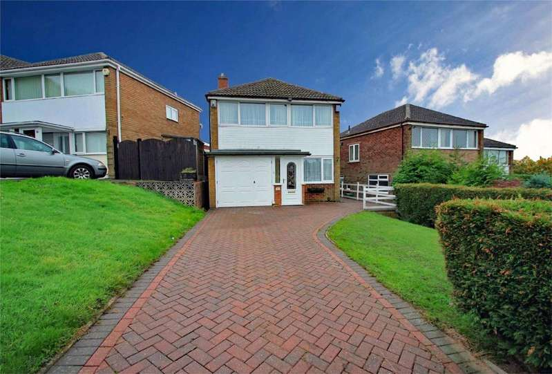 3 Bedrooms Detached House for sale in London Heights, DUDLEY, West Midlands