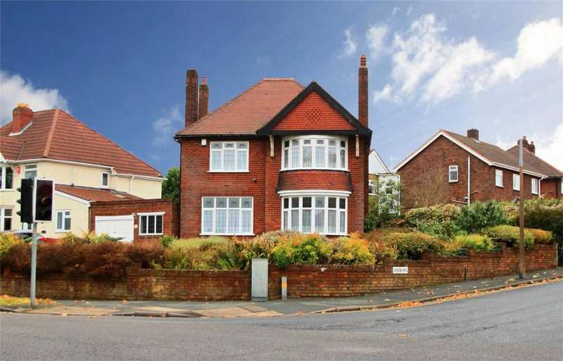 3 Bedrooms Detached House for sale in The Broadway, DUDLEY, West Midlands