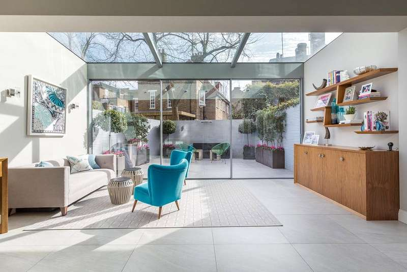 5 Bedrooms Terraced House for sale in Fulham Road, London, SW10