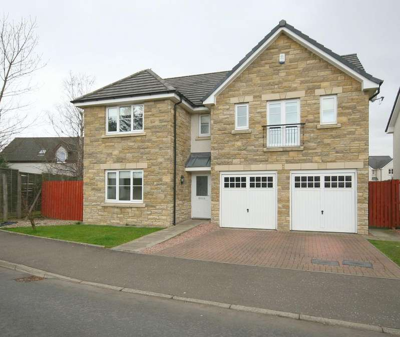 5 Bedrooms Detached House for sale in Causewayhead, Stirling FK9