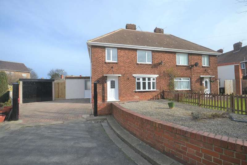 3 Bedrooms Semi Detached House for sale in Ullswater Grove, Redcar TS10