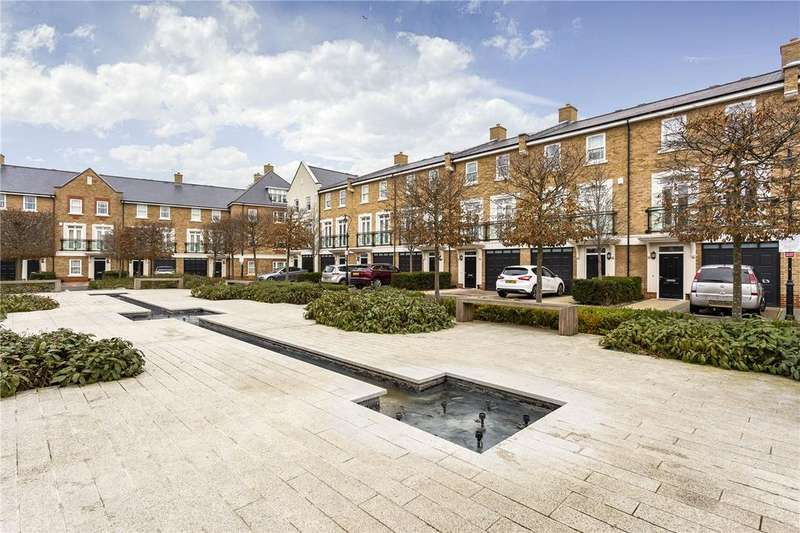 4 Bedrooms Terraced House for sale in Gillis Square, London, SW15