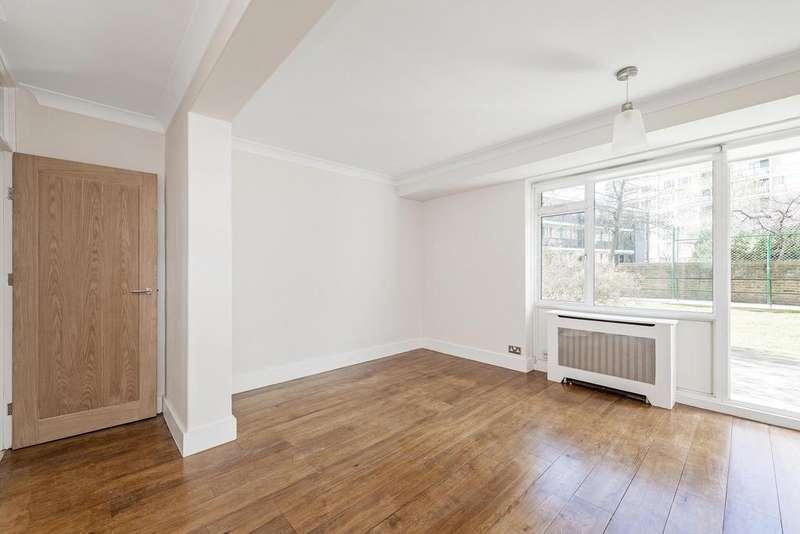 Studio Flat for sale in Churchill Gardens, SW1V