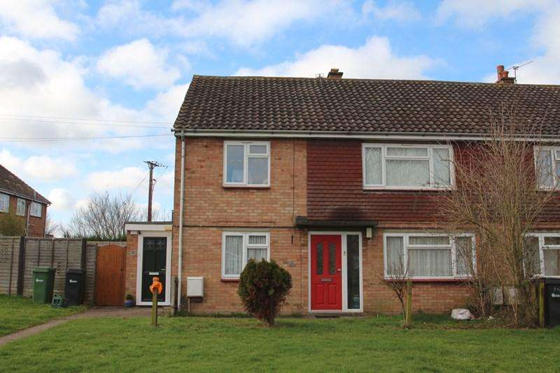 2 Bedrooms Flat for sale in De Vere Road, Earls Colne, Colchester