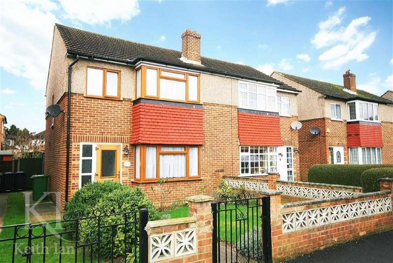 3 Bedrooms Semi Detached House for sale in Cornwall Close, Waltham Cross