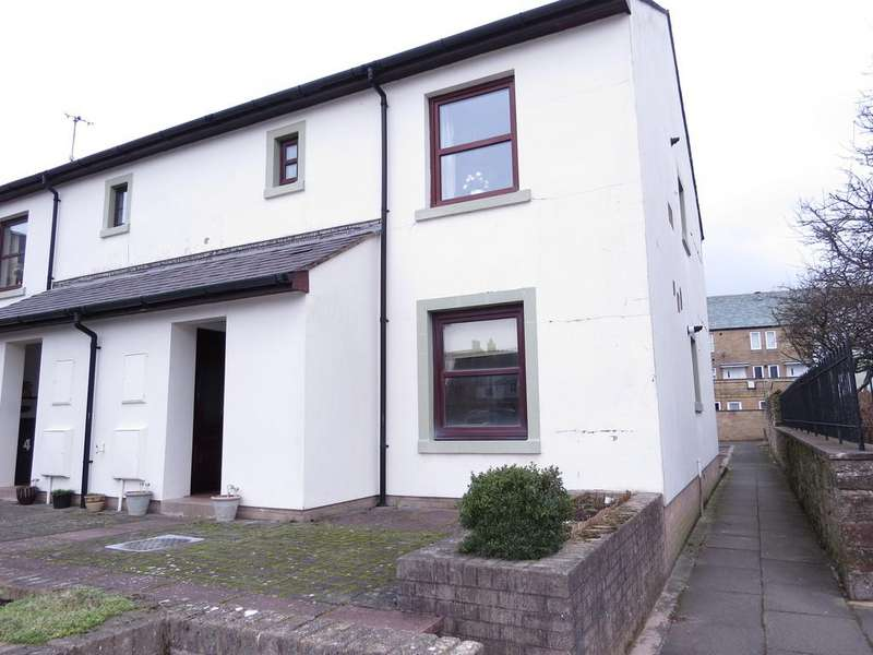 2 Bedrooms Apartment Flat for sale in Schoolhouse Court, Whitehaven, Cumbria