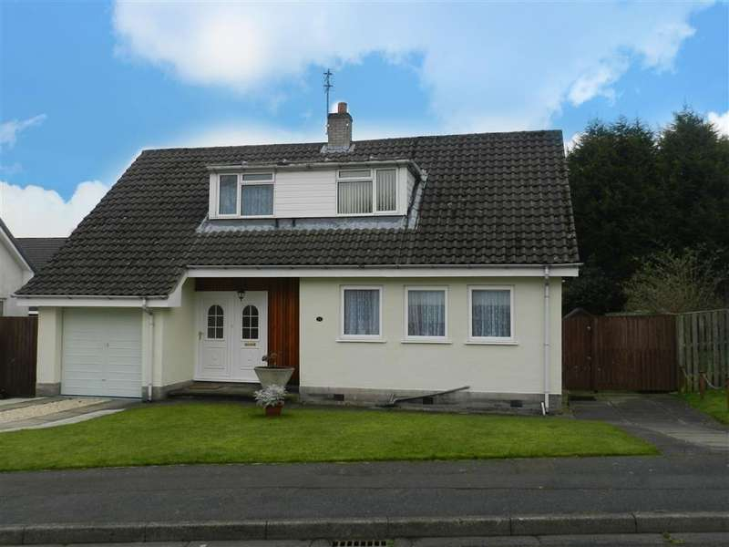 4 Bedrooms Detached Bungalow for sale in Edgerton Green, Edgerton, Huddersfield, HD1