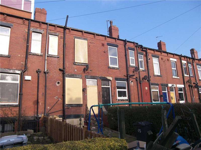4 Bedrooms Terraced House for sale in Parkfield Mount/34 Parkfield Grove, Leeds, West Yorkshire