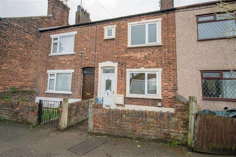 2 Bedrooms Terraced House for sale in Alyn Street, Mold, Mold