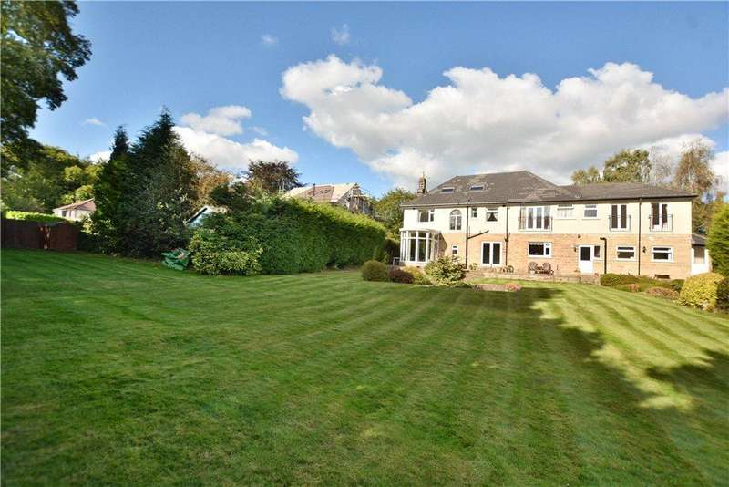 7 Bedrooms Detached House for sale in Harleston, Foxhill Avenue, Weetwood, Leeds, West Yorkshire