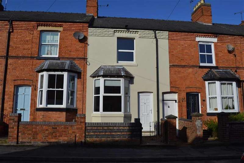 2 Bedrooms Terraced House for sale in Highfield Street, Market Harborough, Leicestershire