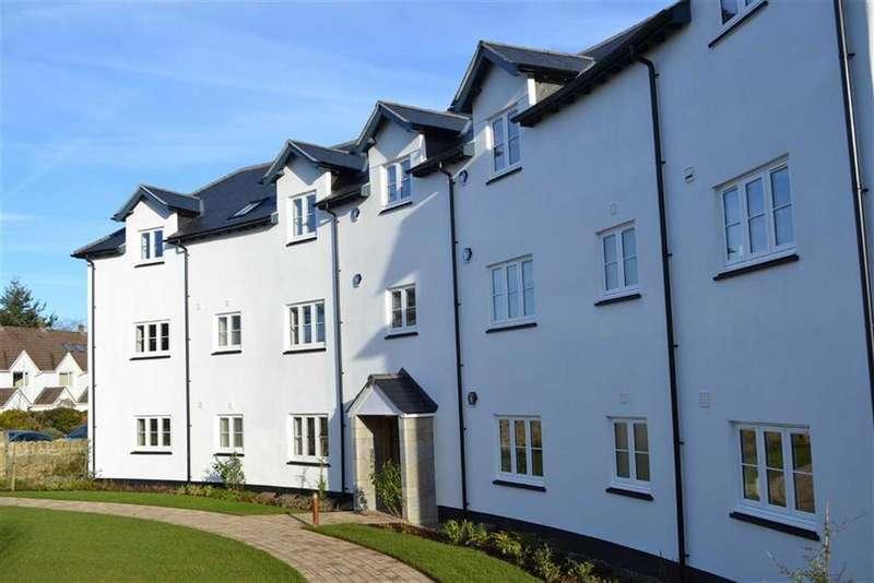 2 Bedrooms Apartment Flat for sale in Lower Street, Chagford, Newton Abbot, Devon, TQ13