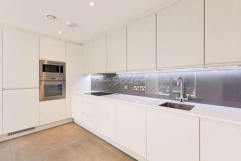 2 Bedrooms Flat for sale in Babbage Point, Norman Road, Greenwich, SE10